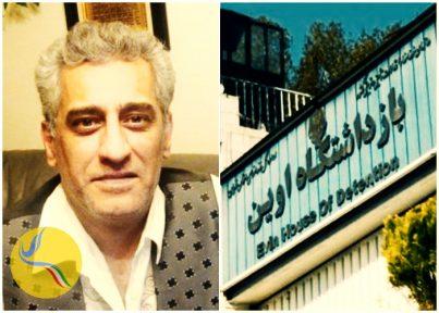 صبری حسنپور در اعتصاب غذا و دارو به سر میبرد