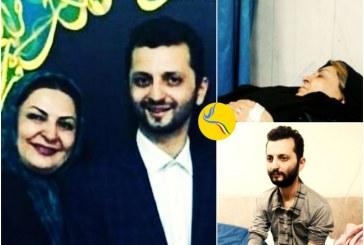 بستری شدن شایسته شهیدی در بیمارستان؛ وضعیت نگرانکننده علی شریعتی پس از ۷۲ روز اعتصاب غذا