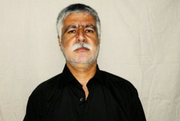 محمد نظری با ۲۷۱ ماه زندان بدون مرخصی: پروندهام گم شده؛ مجوز اعزام به بیمارستان هم نمیدهند