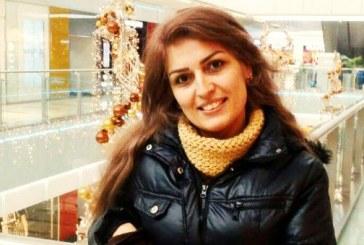 بلاتکلیفی معصومه ضیاء در انفرادی بند ۲۰۹ زندان اوین