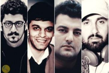 """""""چرا درباره ما سکوت میکنید؟""""؛ نامه چهار هنرمند زندانی خطاب به هنرمندان داخل کشور"""