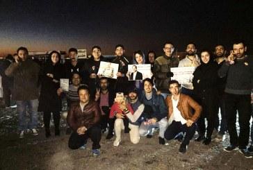 آزادی گروهی از هواداران محمدعلی طاهری پس از تبرئه در دادگاه
