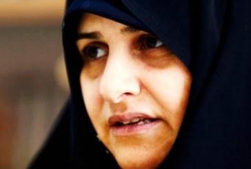 جمیله علم الهدی: شرایط زنان ایرانی بهتر از شرایط زنان دیگر کشورهاست