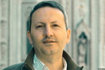 تداوم اعتصاب غذای احمدرضا جلالی٬ زندانی دوملیتی٬ در اعتراض به بازداشت غیر قانونی