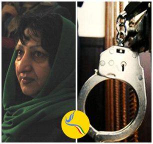 بازداشت شهناز اکملی، مادر مصطفی کریم بیگی