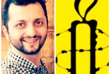 عفو بینالملل از وضع جسمی علی شریعتی در زندان اوین ابراز نگرانی کرد