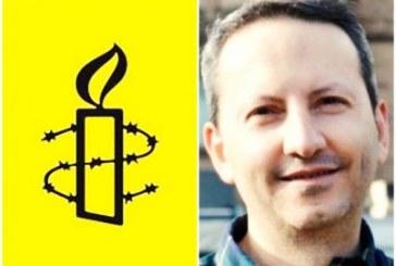 عفو بین الملل در خصوص امکان صدور حکم اعدام برای احمدرضا جلالی هشدار داد