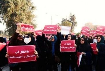 عمیقتر شدن بحران زیست محیطی خوزستان و اعتراض مردم؛ ناتوانی دستگاههای دولتی در حفاظت از جان مردم