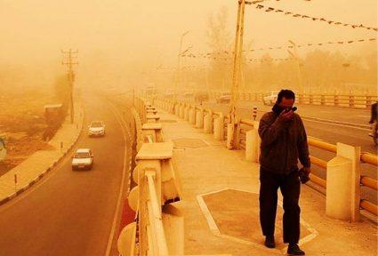 نگرانی از افزایش فلزهای نفتی در هوای اهواز