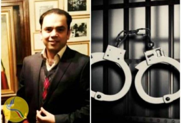 بازداشت مجدد فرهاد سلمانپور ظهیر از سوی مأموران امنیتی