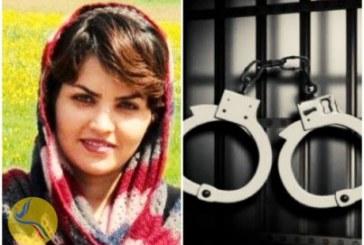 بازداشت فرزانه جلالی، فعال مدنی در کرمانشاه