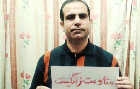 درخواست خالد حردانی برای اعزام به مرخصی پس از شانزده سال حبس؛