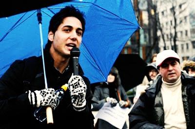 کیانوش سنجری به پنج سال حبس تعزیری محکوم شد
