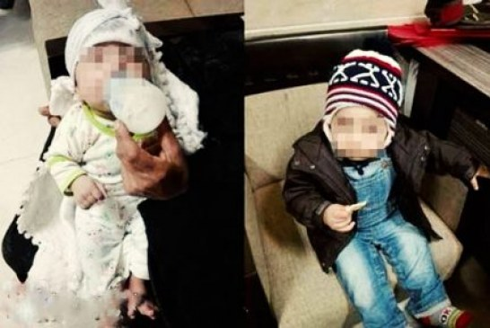 اعتیاد کودکان؛ روزی سه وعده تریاک برای ساکت کردن دو کودک