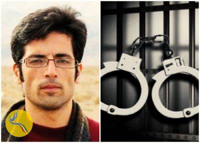 بازداشت مجید اسدی، زندانی سیاسی سابق، از سوی نیروهای امنیتی