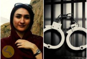 بازداشت نورا نجفی، از فعالان عرفان حلقه در تهران