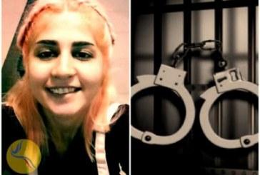 بازداشت یک دختر جوان اهوازی از سوی نیروهای امنیتی