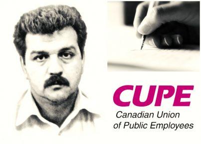 اتحادیه کارگران خدمات عمومی کانادا: رضا شهابی نباید به زندان باز گردانده شود