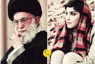 """نامه اعتراضی شیما بابایی به علی خامنهای؛ """"نمیتوانم در مقابل ظلمی که به کشورم رفته است سکوت کنم"""""""