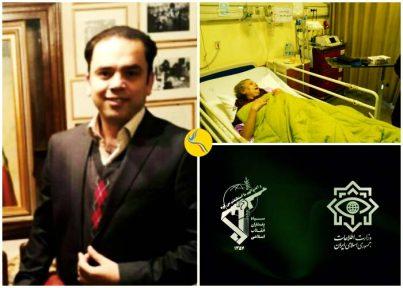یورش نیروهای امنیتی به منزل فرهاد سلمانپورظهیر و سکته قلبی مادر وی براثر فشار روحی/ بیخبری از وضعیت این زندانی سیاسی