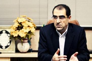 وزیر بهداشت ایران: هر نوع پارازیتی مضر است
