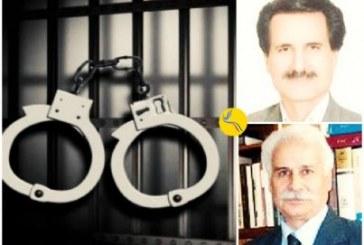 بازداشت دو زندانی سیاسی سابق از سوی نیروهای امنیتی