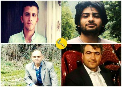 احضار چهار فعال مدنی در اهر به دادگاه انقلاب تبریز
