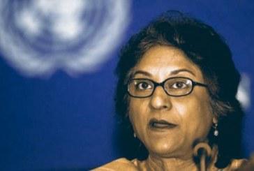 عاصمه جهانگیر در نشست شورای حقوق بشر: افزایش فشارها در ایران به حد هشدار رسیده است