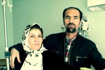 همسر بهنام ابراهیمزاده: اگر تا پایان فروردینماه مسئولین برای درمان همسرم اقدامی نکنند، دست به اعتصاب غذا خواهد زد