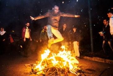 دستگیری ۱۴۳۷ نفر در شب چهارشنبه سوری به اتهام «هنجارشکنی»