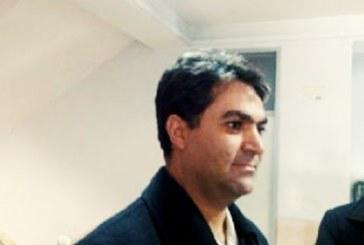 بازداشت یک فعال مدنی در تهران جهت اجرای حکم حبس