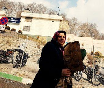 آزادی فهمیه اعرفی، فعال عرفان حلقه، از زندان اوین