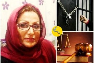 فرشته ارغوانی؛ محکومیت به حبس به دلیل نسبت فامیلی با یک فعال سیاسی در خارج از کشور