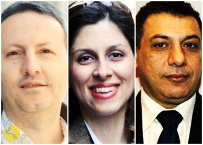 گروگانهای نهادهای امنیتی ایران؛ دستکم شانزده دو تابعیتی در ایران زندانی هستند