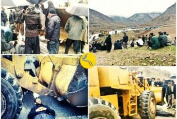 مریوان؛ اعتراض ساکنین منطقه سرشیو به تصمیم شهرداری این شهر برای انتقال زباله