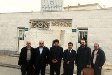 محمد نجفی؛ تفهیم اتهام و صدور قرار وثیقه از سوی دادسرای شازند