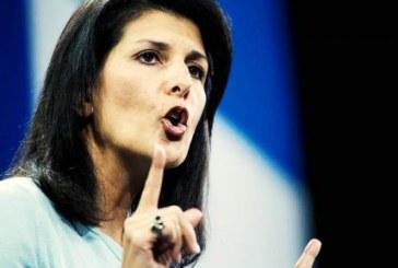 نماینده آمریکا در سازمان ملل: سیاستمداران با در نظر گرفتن منافع خود در سال ۸۸ از حمایت معترضین ایرانی خودداری کردند