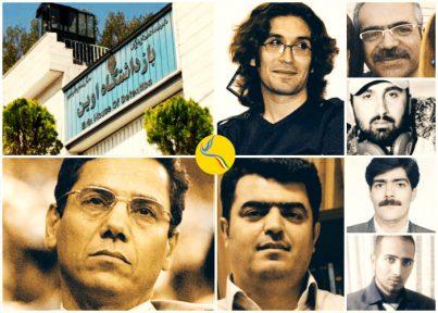 بند ۳۵۰ زندان اوین؛ محرومیت هفت زندانی سیاسی از مرخصی نوروزی