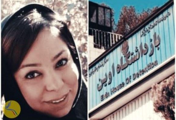 طاهره ریاحی به بند نسوان زندان اوین منتقل شد