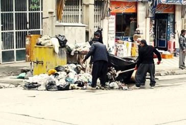 اعتراض مردم و فعالان محیط زیست به تخلیه زبالههای مریوان در اطراف این شهر