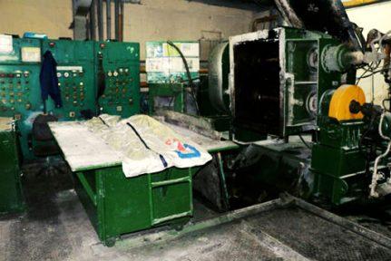 مرگ کارگر جوان مشهدی در دستگاه میکسر به دلیل فقدان ایمنی در محیط کار