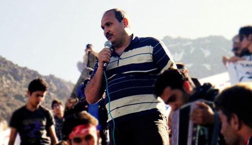 """عباس لسانی به دلیل """"برگزاری مراسم روز جهانی زبان مادری"""" بیست و سوم فروردینماه در دادگاه محاکمه میگردد"""