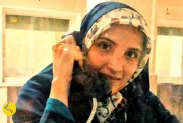 انتقال هنگامه شهیدی به بند ۲۴۱ زندان اوین