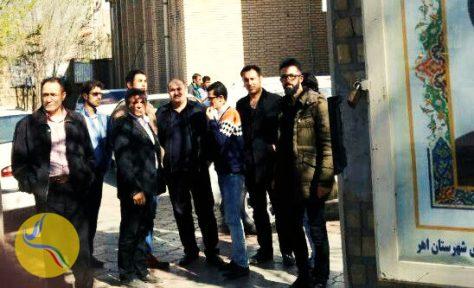 خودداری از تشکیل دادگاه فعالین مدنی در دادگاه اهر به دلیل تغییر شعبه رسیدگی به پرونده