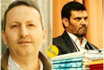 """قاضی صلواتی وکیل احمدرضا جلالی را تهدید کرد؛ """"چون او را حمایت میکنید اجازه ندارید که وکالتش را بپذیرید"""""""