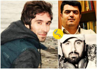 مرخصی اسماعیل عبدی و یوسف عمادی به دلیل حمایت از آرش صادقی لغو شده است