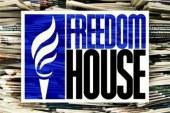 «ایران یکی از ۱۰ کشور غیر آزاد برای رسانهها در جهان است»