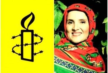 """بیانیه عفو بینالملل: """"بازداشت خودسرانه هنگامه شهیدی اهانت مقامات ایران را به حقوق بشر نشان میدهد"""""""