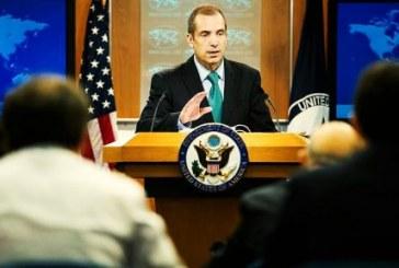 وزارت خارجه آمریکا خواستار آزادی شهروندان آمریکایی زندانی در ایران شد