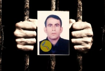 عمر فرهنگ؛ یازدهمین روز از اعتصاب غذا و نگهداری در قرنطینه زندان اردبیل